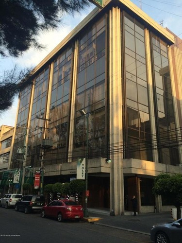 Oficina En Renta En Lomas De Sotelo, Miguel Hidalgo, Rah-mx-20-2119