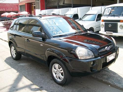 Tucson  2007 Gls Aut. + Gnv