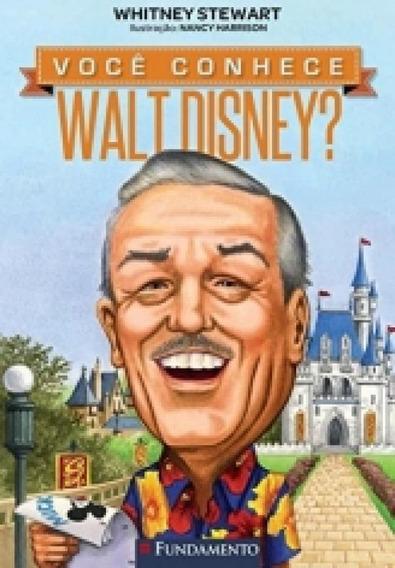 Voce Conhece Walt Disney - Fundamento