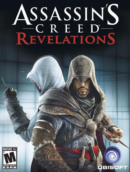 Assassins Creed Revelations - Mídia Digital [uplay]