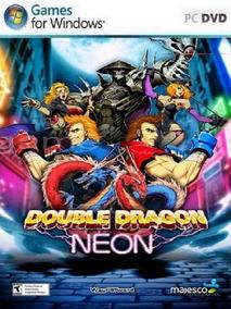Double Dragon: Neon Pc - 100% Original (steam Key)