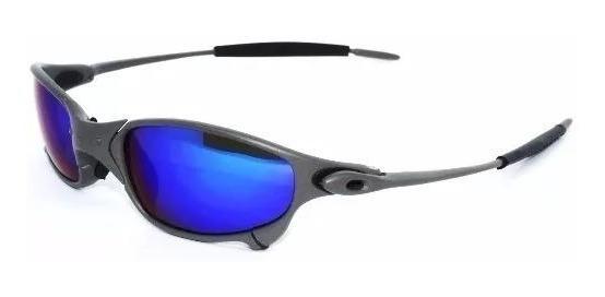 Óculos Juliet Preto Brilho Rubi 24k Double Xoriginal C00-709