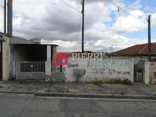 Terreno No Mangalot/pirituba Com 480m² - 5172