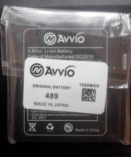 Batería Pila Avvio 489 Envío Gratis