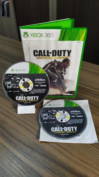 Jogo Call Of Duty: Advanced Warfare Xbox 360