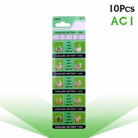 Pilha Bateria(200 Baterias) Ag1 1.55v 364a Cx60 Lr621w Sr621