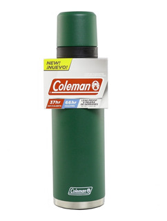 Termo Coleman 1,2 L Calor 37hs Frío 66hs Acero Inoxidable