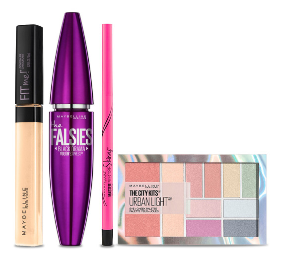 Kit New York Fashion Week Maybelline