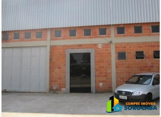 Galpão Na Zona Industrial - 74lc