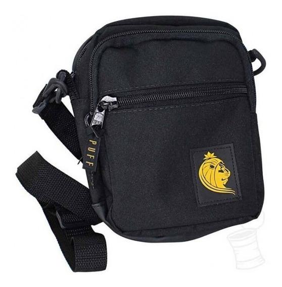 Bolsa Shoulder Bag Puff Pretafrete Grátis
