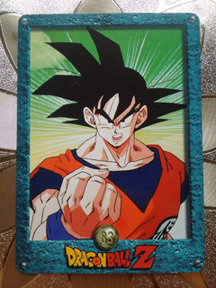 Tarjetas Imagics Dragon Ball Z (1997)