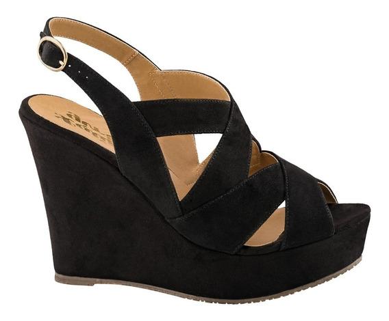 Latin Girl Zapatos Sandalias Tacon Plataforma Casual 3690481
