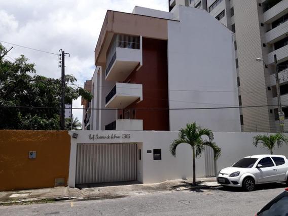 Apto 3 Dormitórios À Venda, 119 M² Por R$ 370.000 - Dionisio Torres - Fortaleza/ce - Ap0009