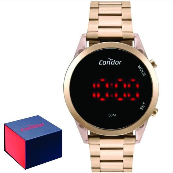 Relógio Condor Feminino Original C/garantia Nf Cojhs31baj/7j