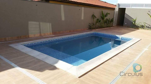Casa À Venda, 350 M² Por R$ 1.190.000,00 - Zona Rural - Cravinhos/sp - Ca1721