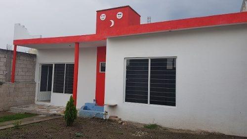 Casa De 1 Piso Con 186 Metros De Terreno