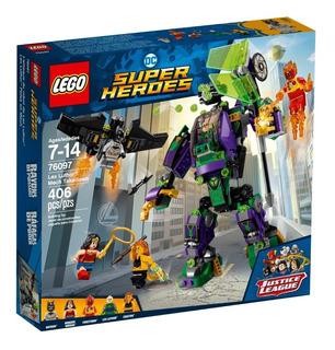 Lego Heroes 76097 Robot De Lex Luthor