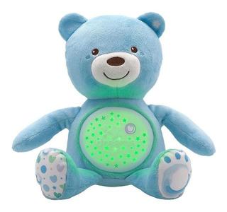 Chicco Proyector Oso Baby Bear Azul