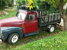 Chevrolet 1952 Pick Up