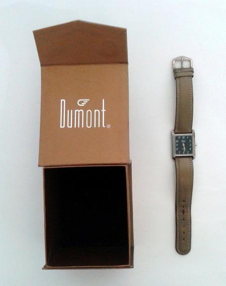 Relógio De Pulso Dumont Unissex ( Usado )