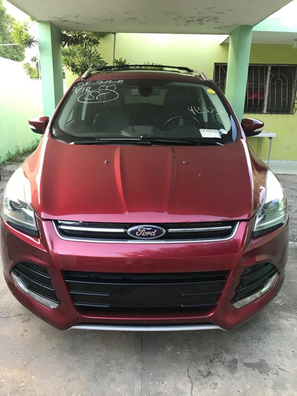 Ford Escape Titanium 2013 La Mas Full!!!!!!!1
