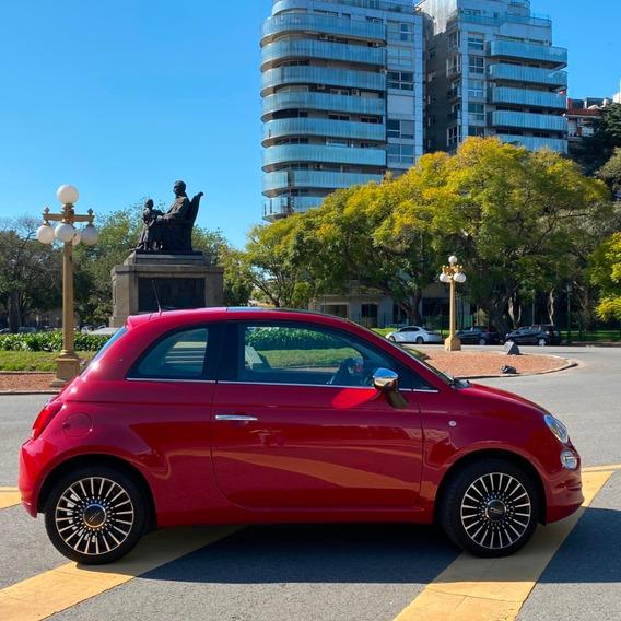 Fiat 500 Lounge Automatico - Como Nuevo!