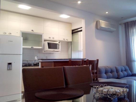 Flat Maravilhoso Para Locação Na Vila Nova Conceição - 2 Dormitórios! - Fl0584