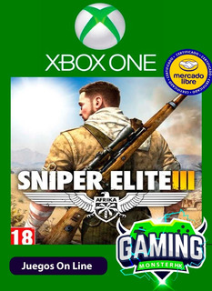 Sniper Elite 3 Off Line Xbox One
