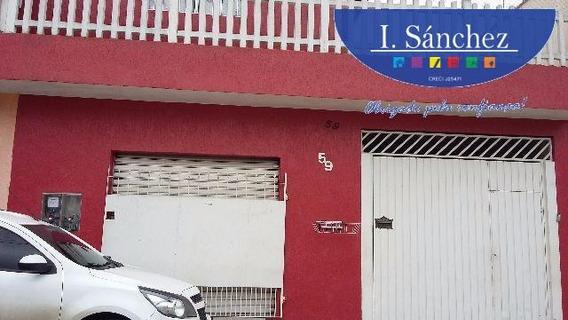 Casa Para Venda Em Itaquaquecetuba, Vila Miranda, 2 Dormitórios, 3 Banheiros, 6 Vagas - 303