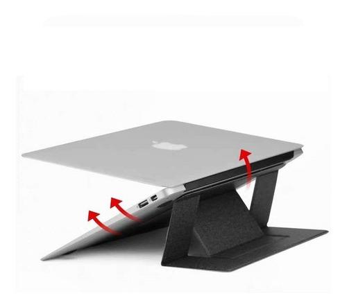 Base Para Portatil Soporte Invisible Refrigerante Origami