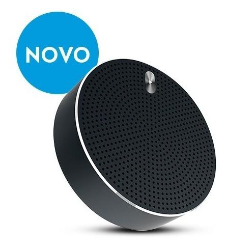 Caixa De Som Portatil Bluetooth Lounge Cinza Eas055m-2