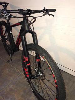 Bicicleta Pro Caliber