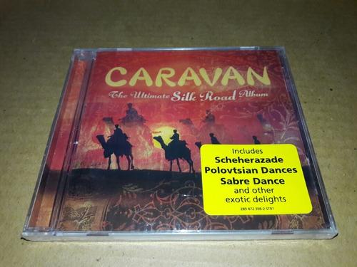 Caravan The Ultimate Silk Road (cd Imp)