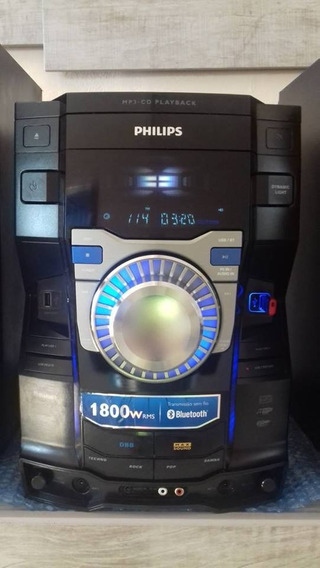 Som Philips 1800w Rms