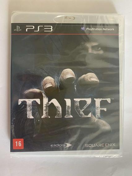 Ps3 Thief Lacrado