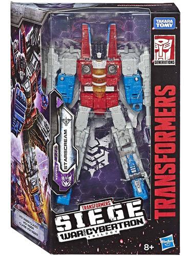 Transformers Siege War For Cybertron Trilogy Starscreame3418