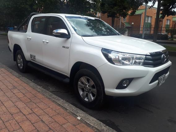 Toyota Hilux 2018 Buen Estado