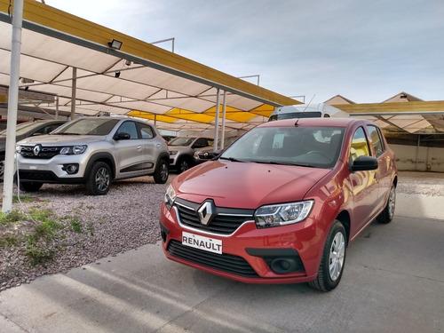 Renault Sandero Ph2 Life 1.6 0km Disponibl Entrega Inmediata