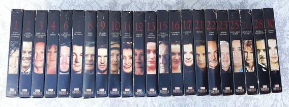 Coleção Videoteca Caras Vhs 22 Filmes Frete Grátis