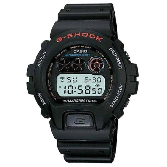 Relógio Casio G-shock Dw-6900-1vdr - Frete Grátis- C/ Nf