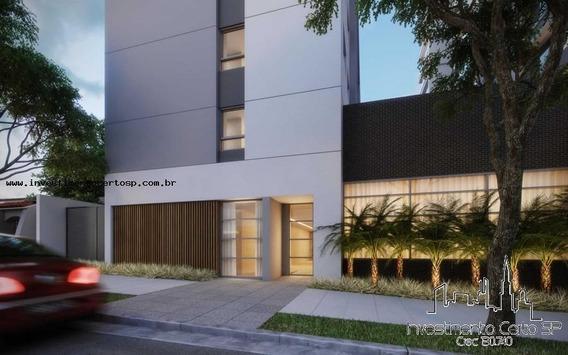 Studio Para Venda Em São Paulo, Vila Clementino, 1 Dormitório, 1 Banheiro - Id Ibirapuera
