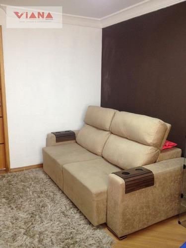 Imagem 1 de 15 de Apartamento Em Demarchi  -  São Bernardo Do Campo - 11276