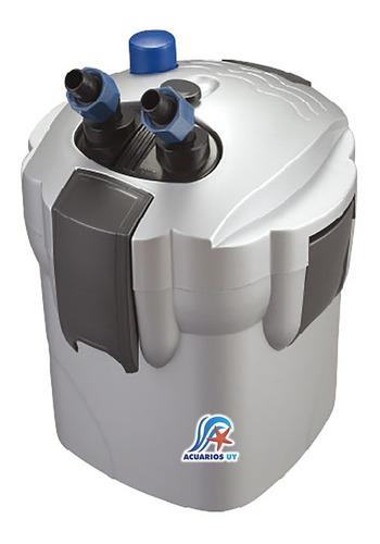 Filtro Externo Canister Sin Uv Para Acuario De 700l/h. Rs-46