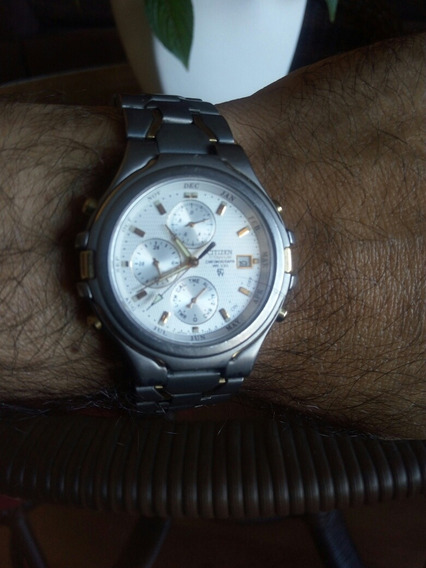 Relogio Citizen Titanium Dec 90