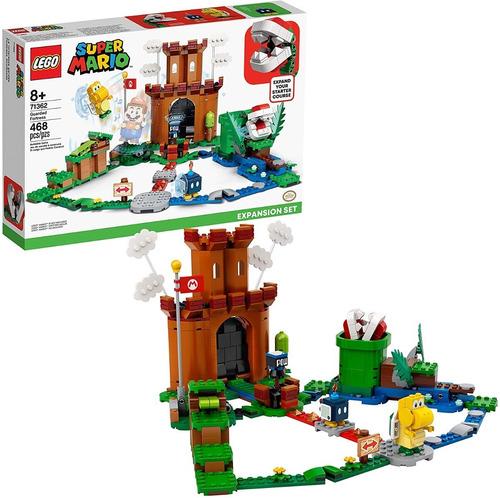 Lego Mario Bros 468 Piezas. 71362