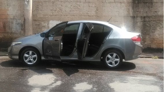 Honda City 1.5 Ex Flex 4p 2010