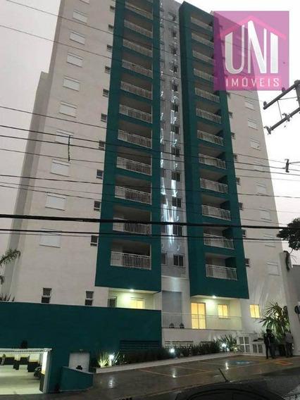 Apartamento Residencial À Venda, Jardim Santo Antônio, Santo André. - Ap1485