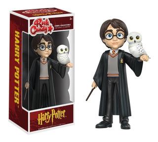 Funko Pop Harry Potter - Luna - Ron Weasley - Rock Candy