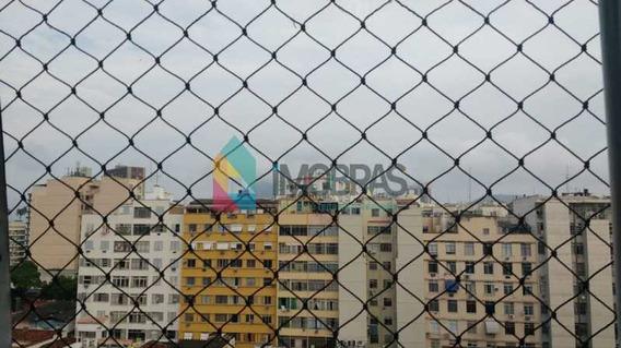 Apartamento-à Venda-catete-rio De Janeiro - Boap10304