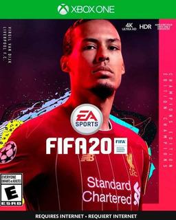 Fifa20 Xbox One Digital